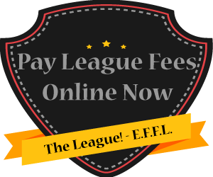 League Fees Banner